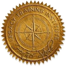 Legacy Training Institute Gold Seal